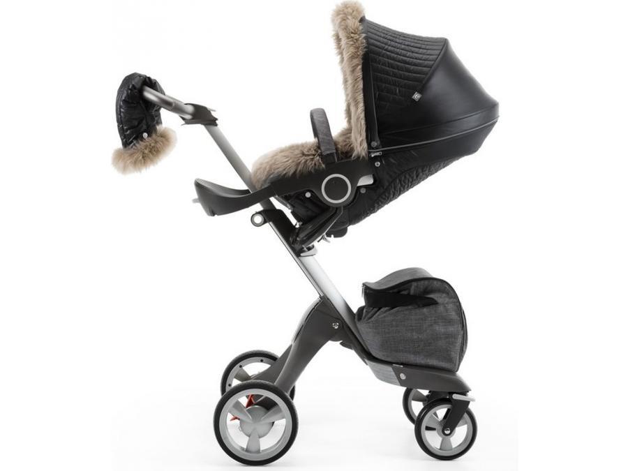 stokke kit hiver pour poussette xplory stokke. Black Bedroom Furniture Sets. Home Design Ideas