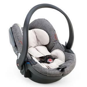 Stokke - 255307 - Siege auto pour bebe leger Stokke® iZiGo(TM) par BeSafe® Noir Melange (348620)