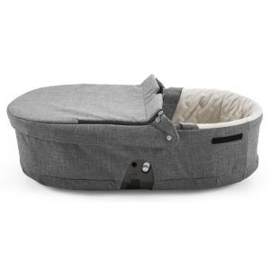 Stokke - 471001 - Nacelle Noir Melange pour poussette Stokke® Scoot(TM) (348666)