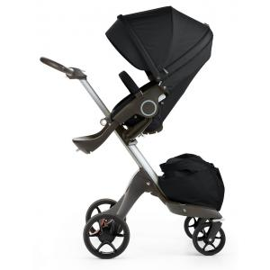 Stokke - 468106 - Poussette Stokke® Xplory® V5 Alu - couleur noir (348792)
