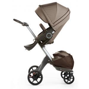 Stokke - 468103 - Poussette Stokke® Xplory® V5 Alu - couleur marron (348798)