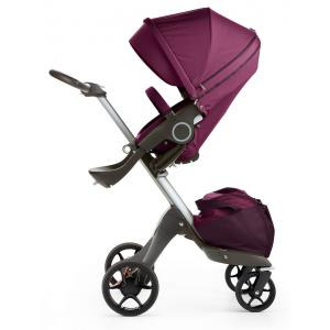 Stokke - 468102 - Poussette Stokke® Xplory® V5 Alu - couleur prune (348800)