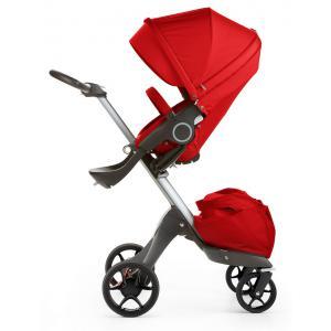 Stokke - 468101 - Poussette Stokke® Xplory® V5 Alu - couleur rouge (348802)