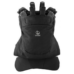 Stokke - 451503 - Porte bebe Stokke® MyCarrier(TM) position dorsale - couleur noir (348810)