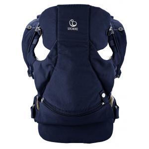 Stokke - 431702 - Porte bebe Stokke® MyCarrier(TM) position ventrale - couleur bleu profond (348822)