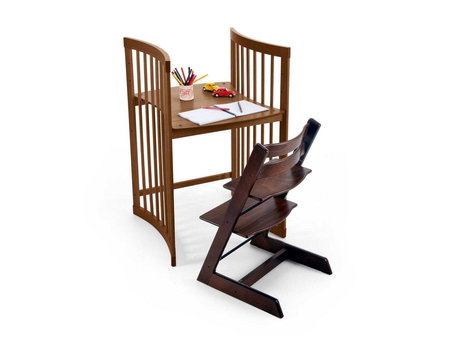 Stokke Table A Langer Avec 2 Bacs En Platisque 2