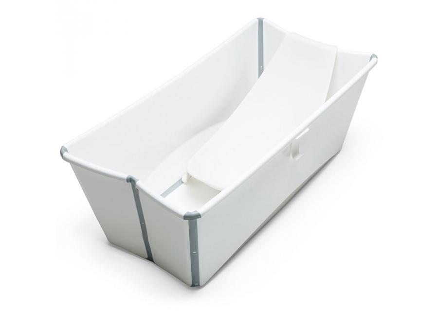 stokke baignoire pliante stokke flexibath blanc. Black Bedroom Furniture Sets. Home Design Ideas