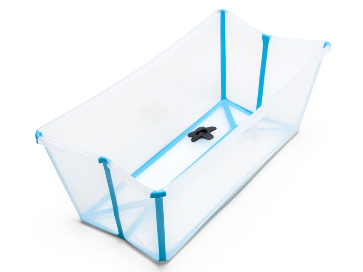stokke baignoire compacte flexibath transparent. Black Bedroom Furniture Sets. Home Design Ideas