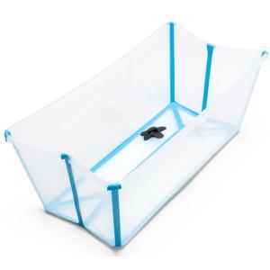 Stokke - 328801 - Baignoire compacte FlexiBath Transparent* (348852)
