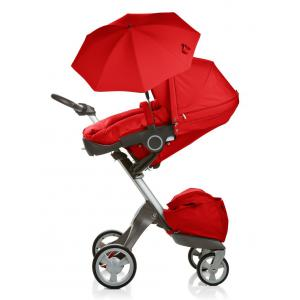 Stokke - 177103 - Ombrelle Rouge* pour poussette Stokke (348904)