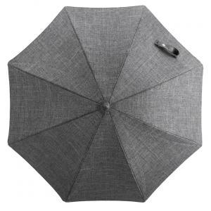 Stokke - 177111 - Ombrelle Stokke® Noir Melange pour poussette  (348910)