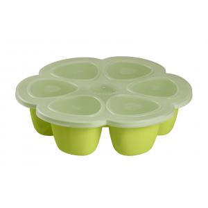 Beaba - 912494 - Multiportions silicone 6 x 150 ml neon (348954)