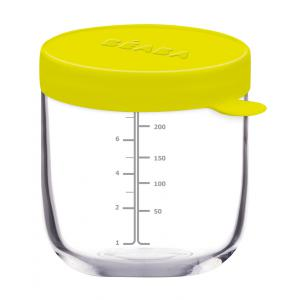 Beaba - 912551 - Portion verre 250 ml neon (348974)