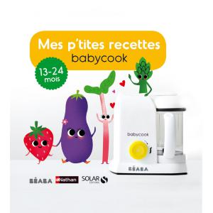 Beaba - 912558 - Livre Mes P'tites recettes 13-24 mois - Version FR (348978)