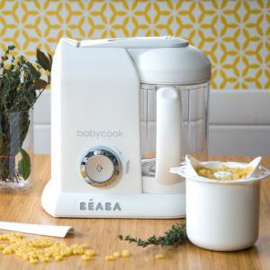 Beaba - 912466 - Pasta  Rice cooker -  Babycook®  Babycook® Plus -  white (348992)