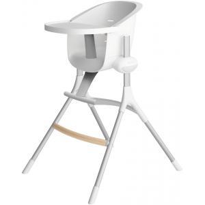 Beaba - 912553 - Chaise Haute Up&Down grey/white (349014)