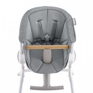 Beaba - 912554 - Assise Chaise Haute UpetDown grey (349016)