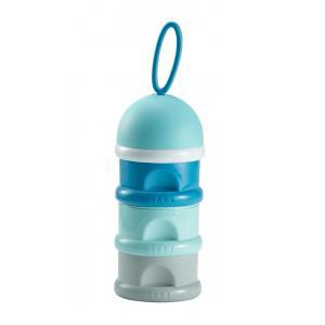Beaba - 911554 - Boîte doseuse de lait empilable blue (349132)