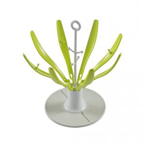 Beaba - 911617 - Egoutte Biberon pliable Flower neon (349136)