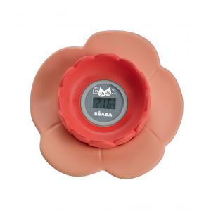 Beaba - 920305 - Thermomètre de bain Lotus nude/coral (349216)