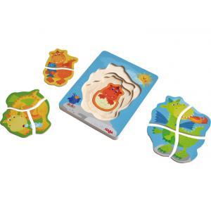 Haba - 302531 - Puzzle en bois Dragons adorés (349672)