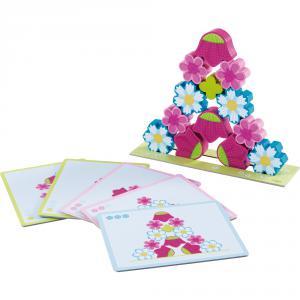 Haba - 302576 - Jeu d'encastrement Fleurs magiques (349730)