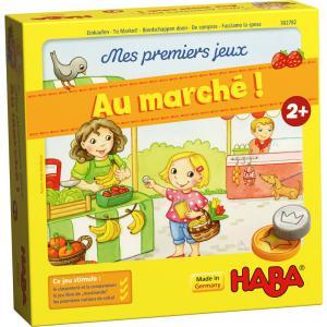 Haba - 302782 - Mes premiers jeux – Au marché ! (349856)