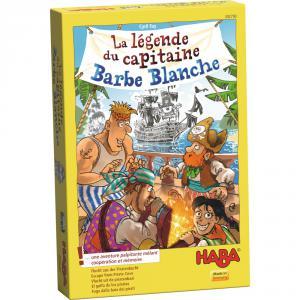 Haba - 302790 - La légende du capitaine Barbe Blanche (349860)