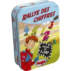 Haba - 302909 - Rallye des chiffres (349978)