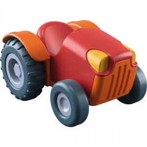 Haba - 303130 - Figurine Little Friends – Tracteur (350216)