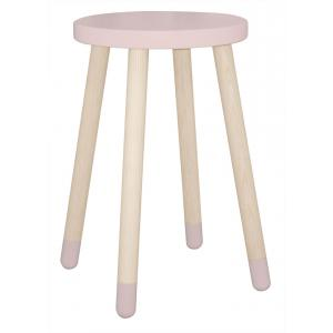 Flexa Play - 82-50105-69 - Table d'appoint Rose Ø:30 H:47 (350506)