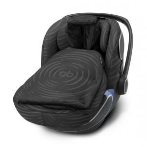 GoodBaby - 616401001 - Chancelière noir-Lux Black pour siège auto Idan (350630)