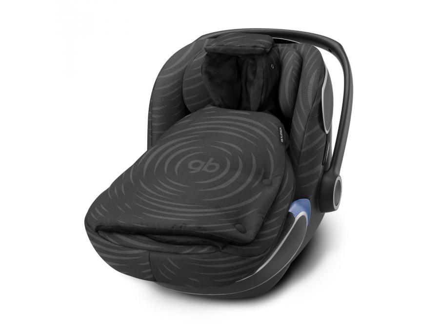 goodbaby chanceli re noir lux black pour si ge auto idan. Black Bedroom Furniture Sets. Home Design Ideas