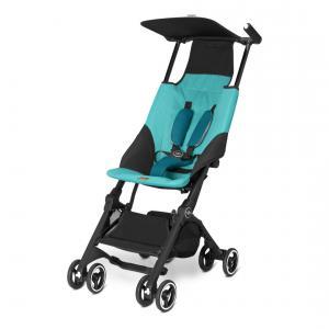 GoodBaby - 616230005 - Poussette  POCKIT Capri Blue - turquoise (350644)