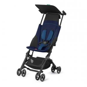 GoodBaby - 617000047 - Poussette  POCKIT + Sea Port Blue - navy blue (350658)