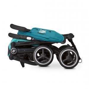 GoodBaby - 616240011 - Poussette  QBIT + Capri Blue - turquoise (350680)