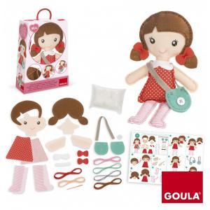 Goula - 52028 - Poupée Mia à Coudre Goula (351500)