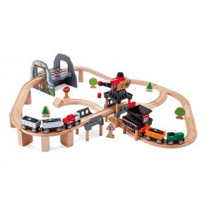 Hape - E3752 - Train de la mine (352764)
