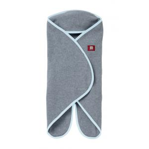 Red Castle  - 083609 - Couverture babynomade simple polaire gris - Taille 0-6 mois (352876)