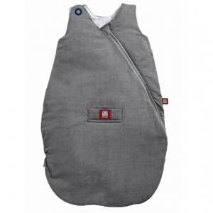 Red Castle  - 0423170 - Gigoteuse Chambray ouatinée gris - Taille 12-24 mois (352956)