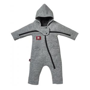 Red Castle  - 082618 - Combi T Zip gris - Taille 0-6 mois (352964)