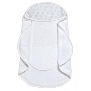 Red Castle  - 0836167 - Couverture babynomade sortie de bain blanc/imprimés