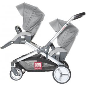 Red Castle  - 142012 - Evolutwin® gris 2 assises (353090)