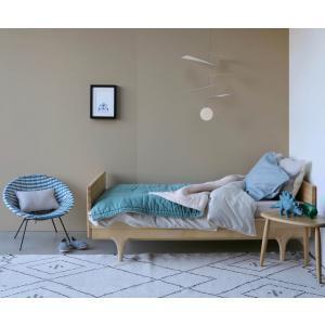 Camomile London - C07-1CH - Taie d'oreiller bleu - 60 x 40 cm (353234)