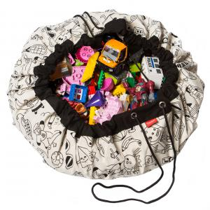 Play and Go - 79975 - Sac de rangement colouring by OMY (353498)