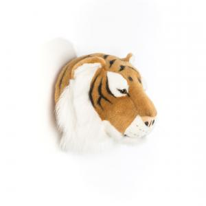 Wild and Soft - WS0025 - Trophée en peluche Felix le tigre (353528)