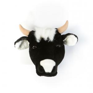 Wild and Soft - WS0035 - Trophée en peluche Daisy la vache (353538)