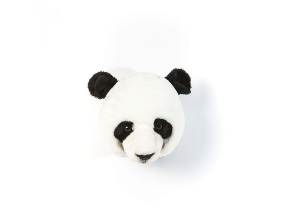wild and soft troph e en peluche thomas le panda. Black Bedroom Furniture Sets. Home Design Ideas