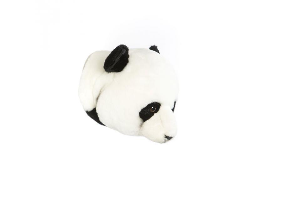 wild and soft troph e en peluche thomas le panda. Black Bedroom Furniture Sets. Home Design Ideas