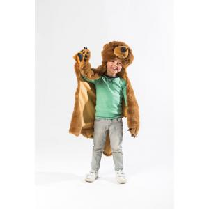 Wild and Soft - WS1004 - Déguisement ours brun clair (353574)